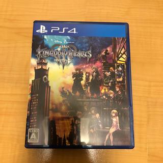 プレイステーション4(PlayStation4)のキングダムハーツ 3 【即日発送手続可】(家庭用ゲームソフト)