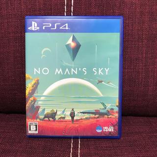 プレイステーション4(PlayStation4)の「No Man's Sky」 (家庭用ゲームソフト)