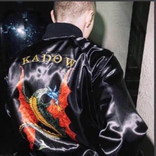 シュプリーム(Supreme)のfucking awesome kadow dragon jacket (ナイロンジャケット)
