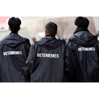 バレンシアガ(Balenciaga)のVetememes レインコート (レインコート)