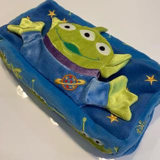 ディズニー(Disney)のトイストーリー ティッシュボックスケース入れ(ティッシュボックス)