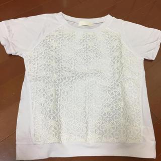 アーバンリサーチ(URBAN RESEARCH)のURBAN RESEARCH ホワイトシャツ(シャツ/ブラウス(半袖/袖なし))