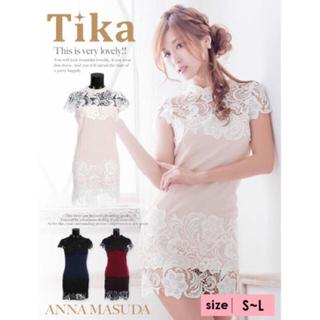 Tika レース ミニドレス(ナイトドレス)