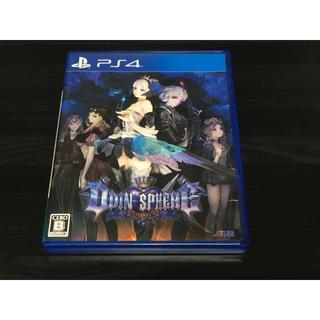 プレイステーション4(PlayStation4)のPS4 オーディンスフィア レイヴスラシル(家庭用ゲームソフト)