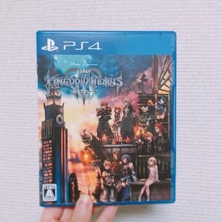 プレイステーション4(PlayStation4)のキングダムハーツ3(家庭用ゲームソフト)