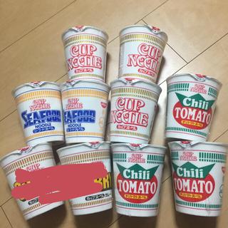 ニッシンショクヒン(日清食品)のカップヌードル セット(インスタント食品)