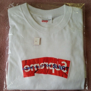 シュプリーム(Supreme)のSupreme COMME des GARCONS Tシャツ S 新品(Tシャツ/カットソー(半袖/袖なし))