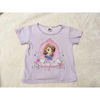 ディズニー(Disney)のプリンセスソフィア Tシャツ(Tシャツ/カットソー)