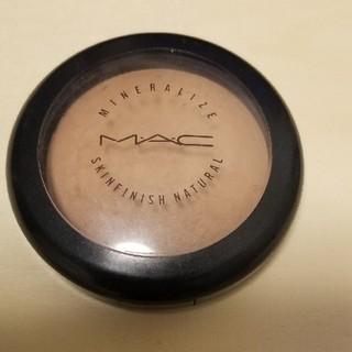 マック(MAC)のMAC ミネラライズスキンフィニッシュ ミディアムディープ(フェイスカラー)