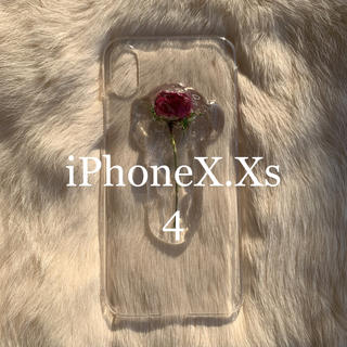 iPhoneX.Xs 【4】(スマホケース)