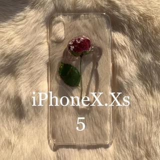 iPhoneX.Xs【5】(スマホケース)