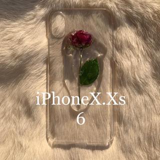 iPhoneX.Xs【6】(スマホケース)