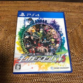 プレイステーション4(PlayStation4)のニューダンガンロンパV3  PS4(家庭用ゲームソフト)