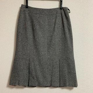 ストロベリーフィールズ(STRAWBERRY-FIELDS)のマーメイドスカート(ひざ丈スカート)