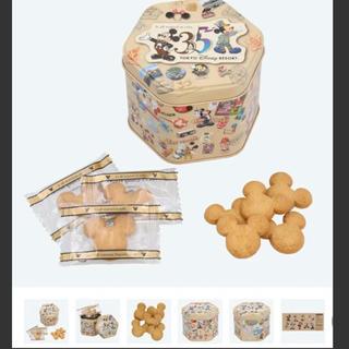 ディズニー(Disney)のディズニー クッキー缶 お菓子 お土産(菓子/デザート)
