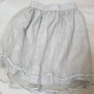 リズリサ(LIZ LISA)のLIZ LISAチュールスカート(ひざ丈スカート)