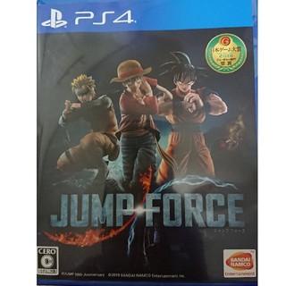 プレイステーション4(PlayStation4)のps4 JUMPFORUS 未使用に近い(家庭用ゲームソフト)