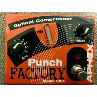 APHEX PUNCH FACTORY パンチファクトリー