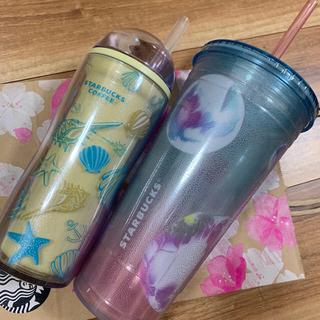 スターバックスコーヒー(Starbucks Coffee)の新品 スタバ タンブラー マリンのみ(タンブラー)
