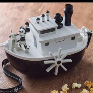 ディズニー(Disney)のディズニー 蒸気船ウィリー ポップコーンバケット(キャラクターグッズ)