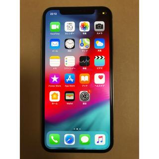 iPhone - iPhone X 64GB docomo 未使用に近い