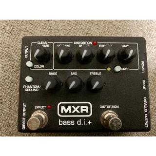 MXR bass di+ m80