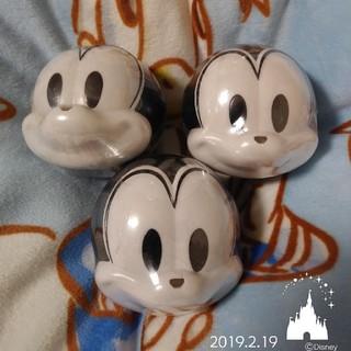 ディズニー(Disney)のカプキャラディズニーフレンズ2 ミッキーマウス3個セット 新品未使用未開封(キャラクターグッズ)