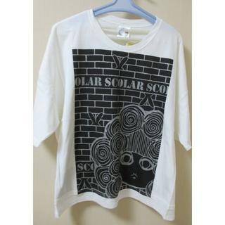 ScoLar - スカラー WALL スカラコ Tシャツ 白