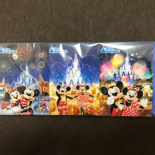 ディズニー(Disney)の非売品 ディズニー メモ帳 付箋 JTB(キャラクターグッズ)