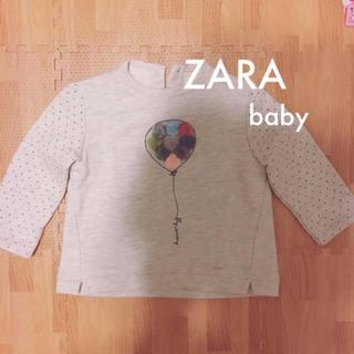 ザラ(ZARA)のZARA baby トレーナー(トレーナー)