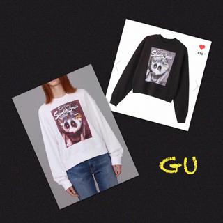 ジーユー(GU)の新品✨GU キムジョーンズ コラボ スウェット トレーナー 2枚セット(トレーナー/スウェット)