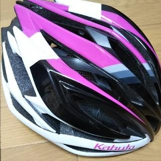 オージーケー(OGK)のOGK カブト Kabuto ロードバイク ヘルメット(ヘルメット/シールド)