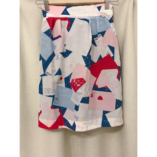 MILK - Etoile et Griotte☆ LoveLetterスカート