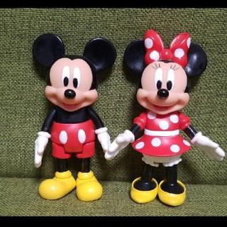 ディズニー(Disney)のディズニー リーメント ハッピーフレンド ミッキー ミニー(キャラクターグッズ)