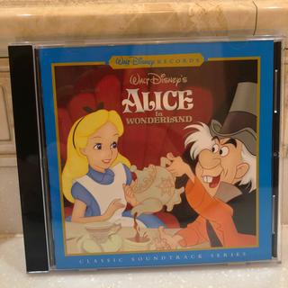 ディズニー(Disney)の不思議の国のアリス サウンドトラック(映画音楽)