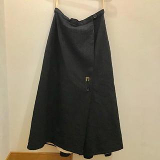 ポールハーデン(Paul Harnden)のポールハーデン  paul harnden ラップスカート (ロングスカート)