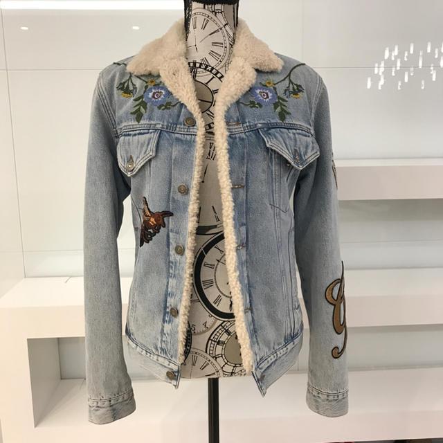Gucci(グッチ)のDIY GUCCI グッチ メンズのジャケット/アウター(Gジャン/デニムジャケット)の商品写真