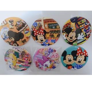 ディズニー(Disney)のディズニー 缶バッチ (バッジ/ピンバッジ)