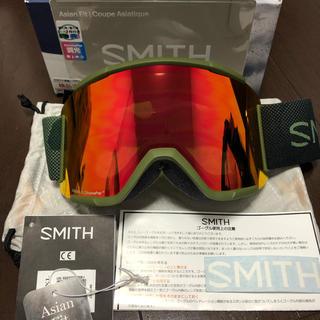 SMITH - 未使用18-19モデル smith Squad XL スミス スカッド ゴーグル