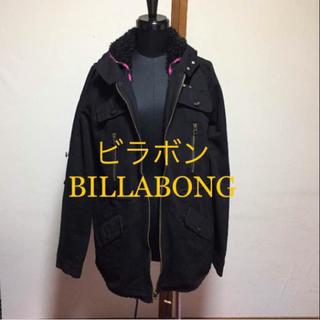 ビラボン(billabong)のビラボン BILLABONG  アウター ジャケット モッズ ミリタリーコート(ミリタリージャケット)