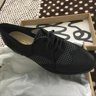 Le Ta lon   ブラック   23cm(スニーカー)