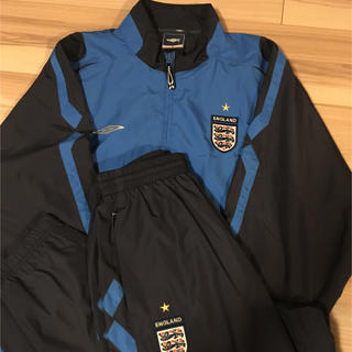 UMBRO - イングランド代表 上下セット