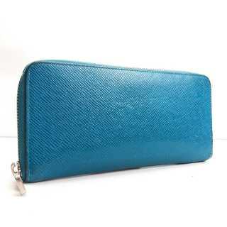 ルイヴィトン(LOUIS VUITTON)の☆正規品☆ルイ・ヴィトン ヴェルティカル エピ ブルー系 財布(財布)