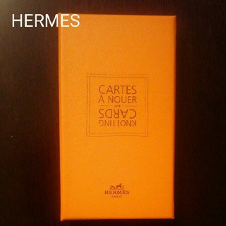 エルメス(Hermes)のHERMES エルメス スカーフ アレンジカード  (バンダナ/スカーフ)
