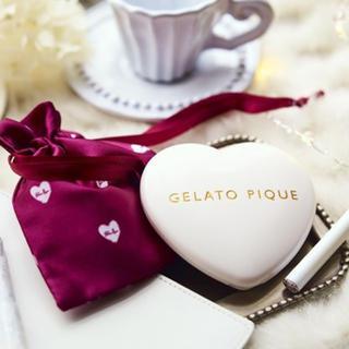 ジェラートピケ(gelato pique)のピュアハートの印鑑ケース  ゼクシィ  2018年2月号 付録(印鑑/スタンプ/朱肉)