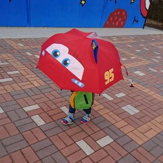 ディズニー(Disney)のマックイーン傘(傘)
