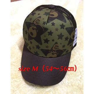 ジャム(JAM)の新品  クマテン  メッシュキャップ(帽子)