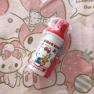 キティ 水筒 ワンプッシュ プラボトル 入園 入学