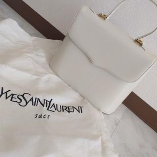 サンローラン(Saint Laurent)の美品 サンローラン ハンドバッグ(ハンドバッグ)