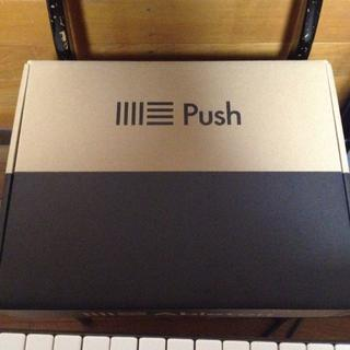 Ableton Push 2(MIDIコントローラー)